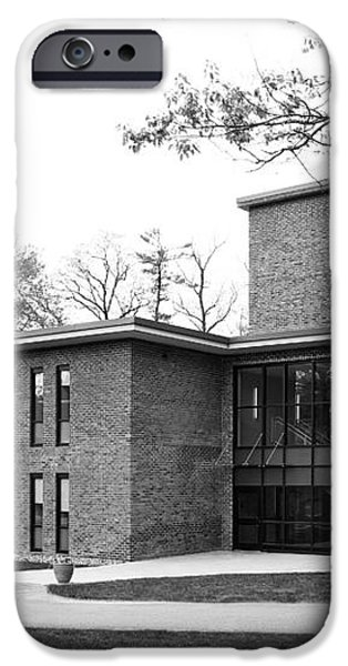 Skidmore College Filene Hall iPhone Case by University Icons