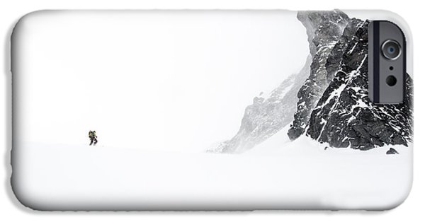 British Columbia iPhone Cases - Skinning to Friendship Col iPhone Case by Ian Stotesbury