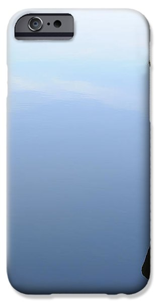 Sky-Bound iPhone Case by Luke Moore