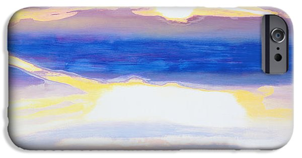 Skyscape iPhone Cases - Skyscape iPhone Case by Lou Gibbs