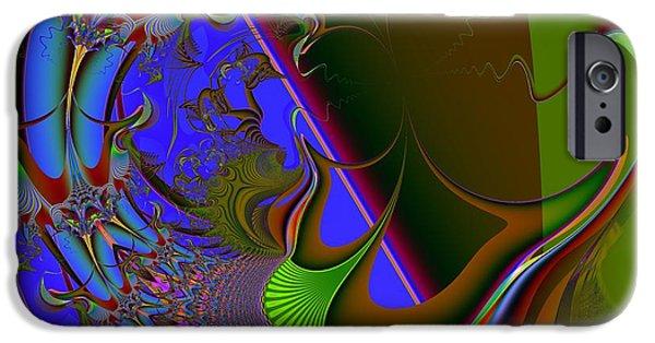 Apnea iPhone Cases - Sleep Cycle iPhone Case by Solomon Barroa