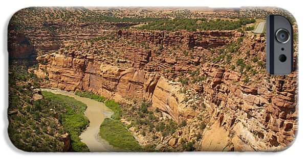 Slickrock iPhone Cases - Slickrock Canyon iPhone Case by Kevin Snyder