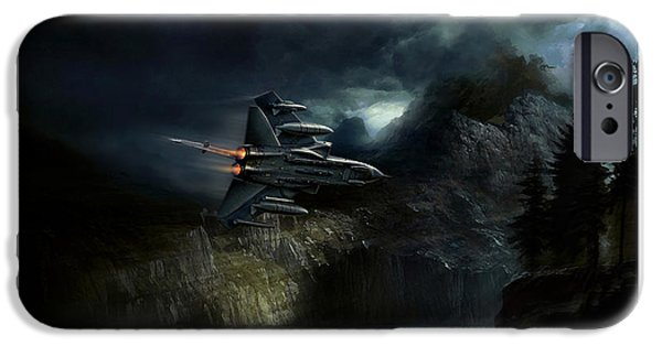 Wwi iPhone Cases - Sneak Pass iPhone Case by Peter Van Stigt