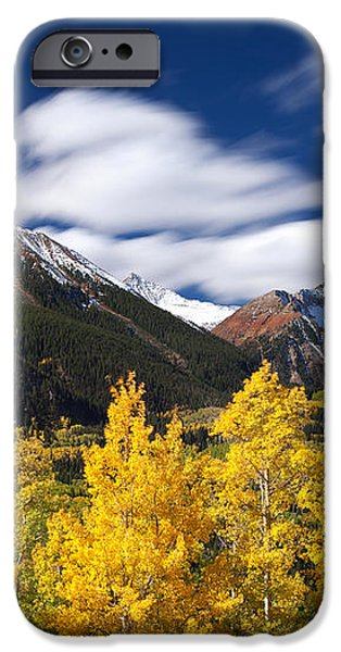 Sneffels Winds iPhone Case by Darren  White