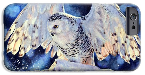 Recently Sold -  - Snowy iPhone Cases - Illumination iPhone Case by Lachri
