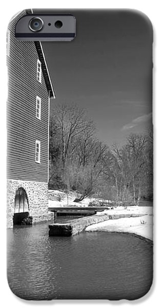 Snowy River iPhone Case by John Rizzuto