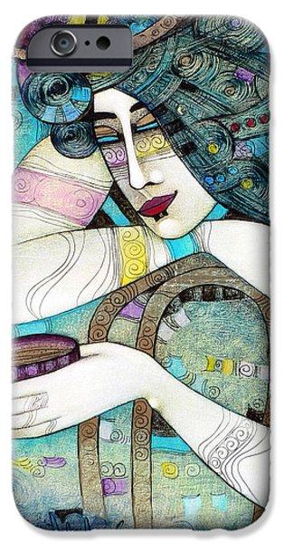 SO MANY MEMORIES... iPhone Case by Albena Vatcheva