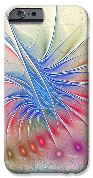 Recently Sold -  - Pastel iPhone Cases - Soft Colors iPhone Case by Anastasiya Malakhova