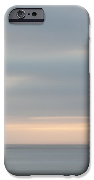 Soft Sunset La Jolla iPhone Case by Carol Leigh