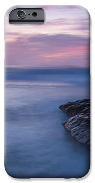 Soft Waters iPhone Case by Peter Tellone