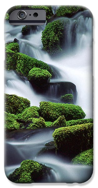 Sol Duc iPhone Case by Ginny Barklow