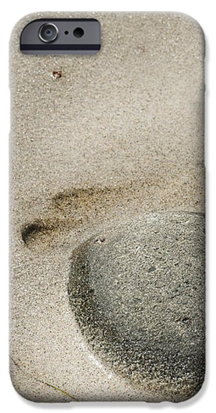 Solitude iPhone Case by Artist and Photographer Laura Wrede