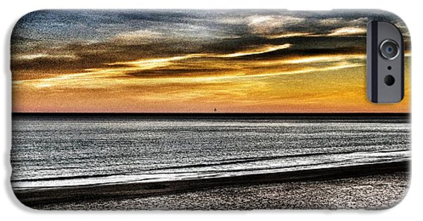Solitude Photographs iPhone Cases - Solitude iPhone Case by Marianna Mills