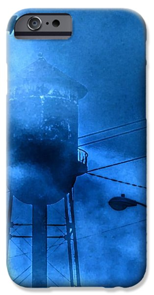 Industrial Pastels iPhone Cases - Solo iPhone Case by Lori Bourgault