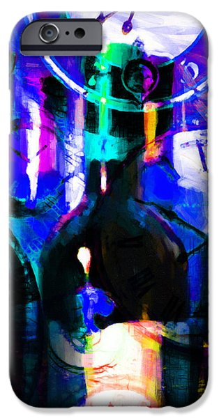 Some Things Get Better With Time - Square p180 iPhone Case by Wingsdomain Art and Photography