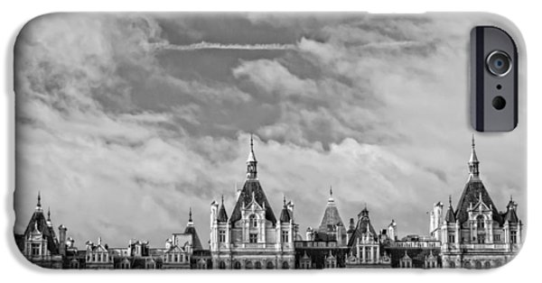 Recently Sold -  - The White House Photographs iPhone Cases - Somerset House iPhone Case by Heather Applegate