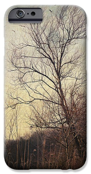Poetic iPhone Cases - Somewhere in time iPhone Case by Taylan Soyturk