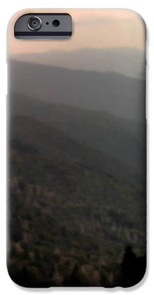 SONG of SERENITY iPhone Case by KAREN WILES