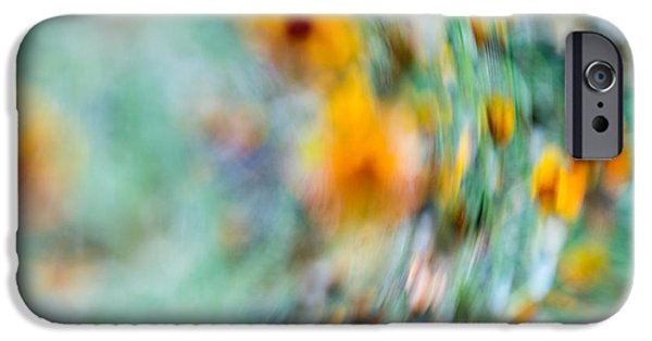 Florals iPhone Cases - Sonic iPhone Case by Darryl Dalton