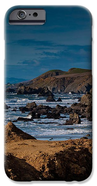Sonoma Coast iPhone Case by Bill Gallagher