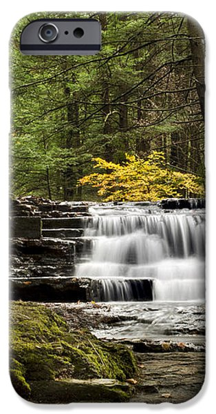 Soothing Waters iPhone Case by Christina Rollo