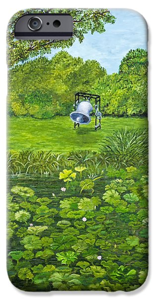 Sound of Nature by Kevin Davis iPhone Case by Sheldon Kralstein