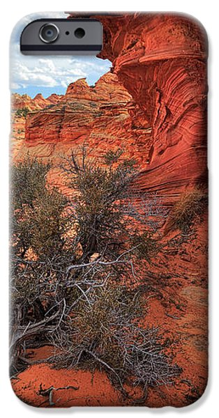 South Coyote Buttes Grand View iPhone Case by Inge Johnsson