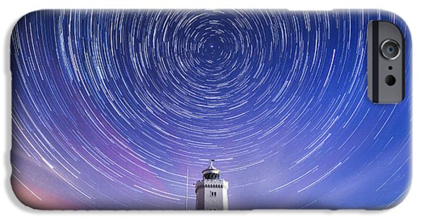 Margaret iPhone Cases - South Foreland lighthouse.  iPhone Case by Ian Hufton
