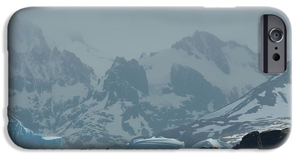 Fog Mist iPhone Cases - South Georgia iPhone Case by Amanda Stadther