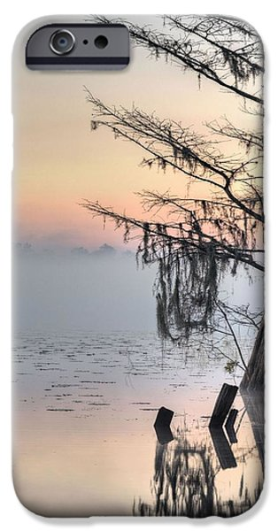 Southern Sunrise  iPhone Case by JC Findley