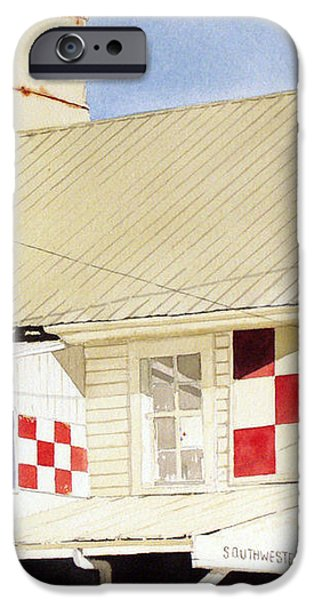 Southwestern Feed iPhone Case by Jim Gerkin