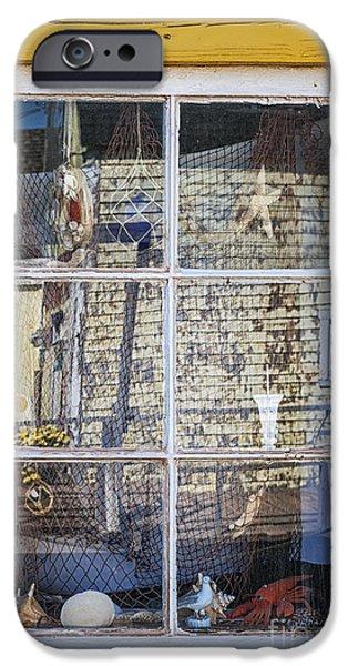 Souvenir store window iPhone Case by Elena Elisseeva