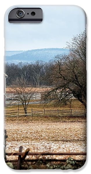 Spangler's Farm iPhone Case by John Rizzuto
