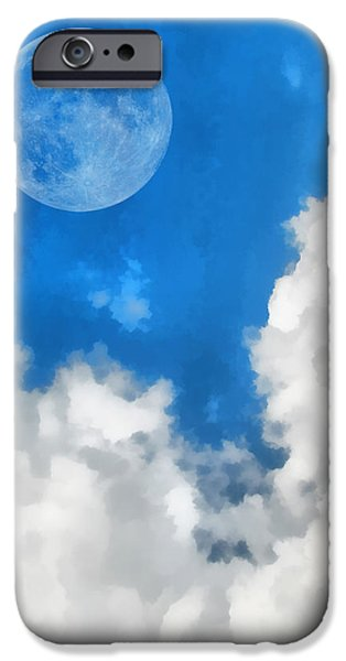 Art166.com iPhone Cases - Speak To The Sky iPhone Case by Wendy J St Christopher