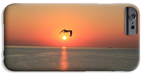 Peisaj Photographs iPhone Cases - Special Sunrise iPhone Case by Gavenea Gheorghe Sorin
