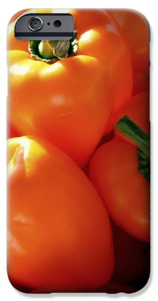 SPICE IT UP iPhone Case by KAREN WILES