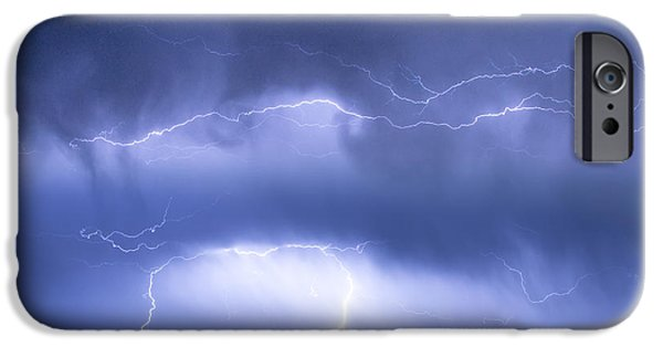 Corporate Photographs iPhone Cases - Spirit In The Sky iPhone Case by James BO  Insogna
