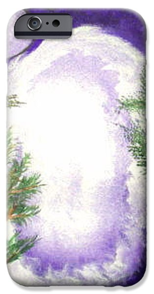 Vodou iPhone Cases - Spirit Portal iPhone Case by Dayila Divine