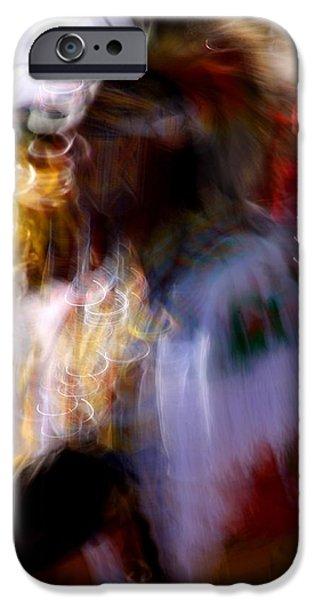 Spirits 2 iPhone Case by Joe Kozlowski