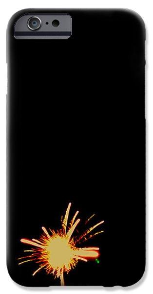 SPLAT iPhone Case by Jeffrey J Nagy
