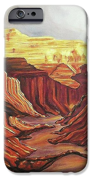 Splendor iPhone Case by Suzanne  Marie Leclair