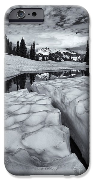 Split iPhone Cases - Split iPhone Case by Mike  Dawson