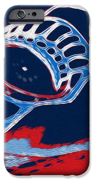 Spot iPhone Case by Jack Zulli