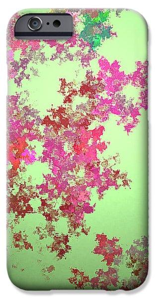 Spring Bouquet  iPhone Case by Tatjana Popovska