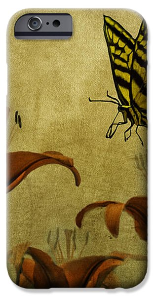 Spring Fever iPhone Case by Diane Schuster