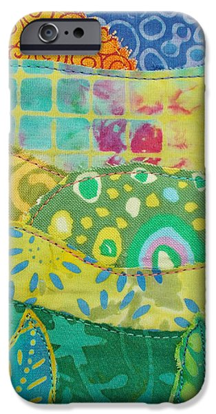 Spring Flourish iPhone Case by Susan Rienzo