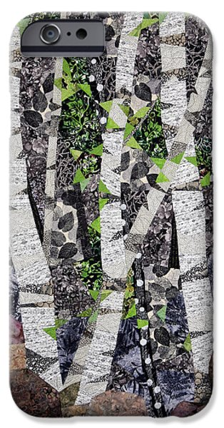 Mountain Tapestries - Textiles iPhone Cases - Spring in the Mountains iPhone Case by Linda Beach