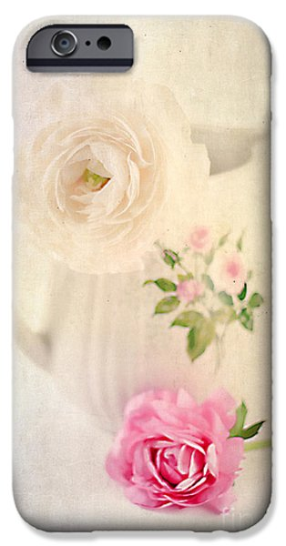 Spring Romance iPhone Case by Darren Fisher