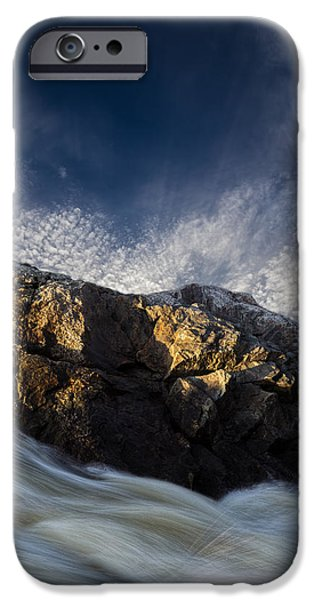Spring Thaw iPhone Case by Bob Orsillo