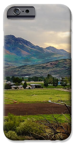 Spring Time in the Valley iPhone Case by Robert Bales